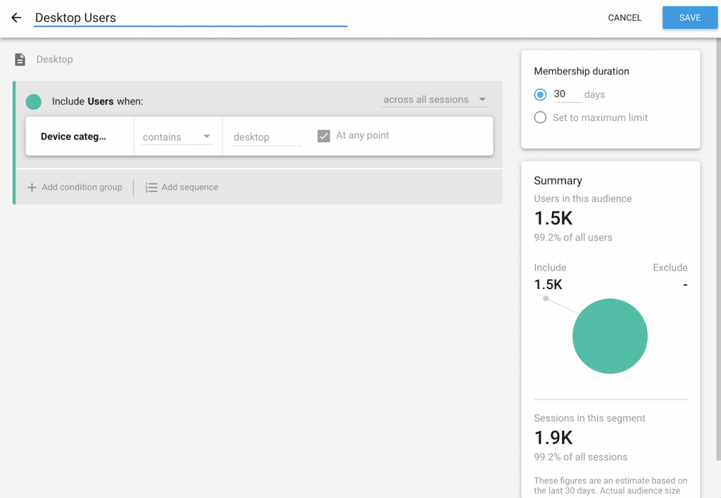 Новый Google Analytics фото 7