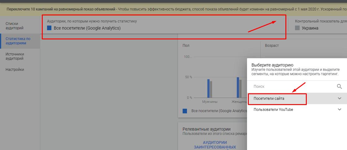 Оптимізація Google Ads. Пошук нових аудиторій фото 1