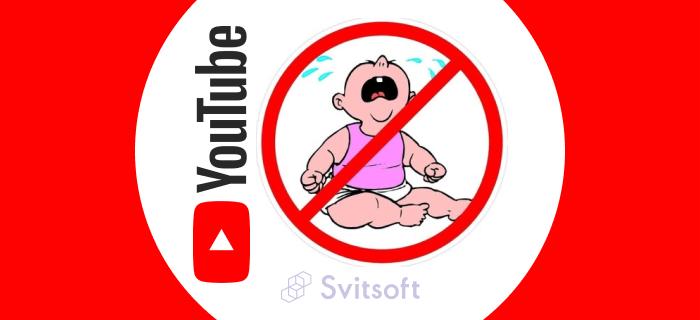 Взрослый YouTube. Скрипт для минусовки детских каналов